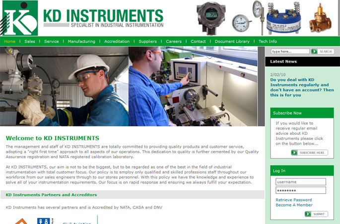 KD Instruments